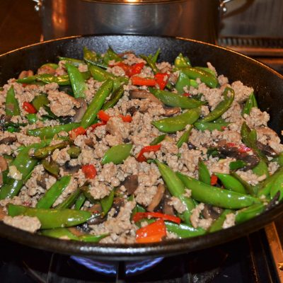 Easy Pork Stir Fry To Cook For A Crowd