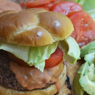 The Perfect Classic Grilled Burger