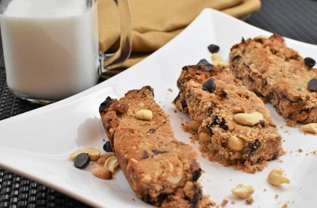 Healthy Oatmeal Bars