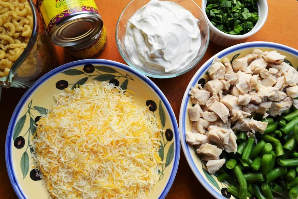 Chicken Chili Mac and Cheese