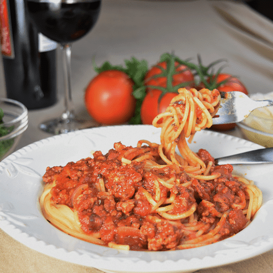 homemade spaghetti sauce Top Recipes