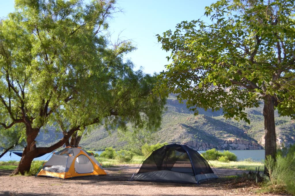 Tent Camping 2