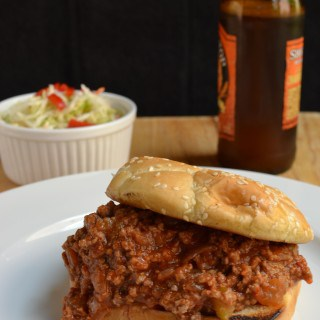 Sloppy Joes. And guys with guns and chainsaws.