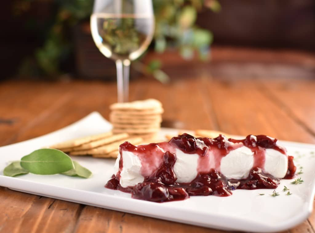 goat cheese appetizer top recipes