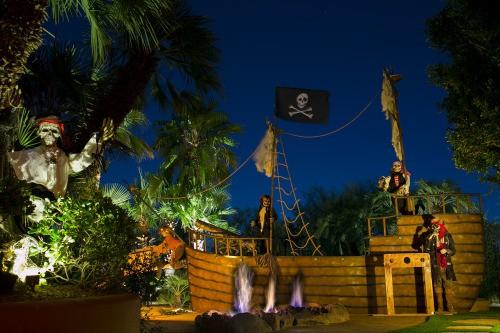 pirate ship for white chicken chili blog