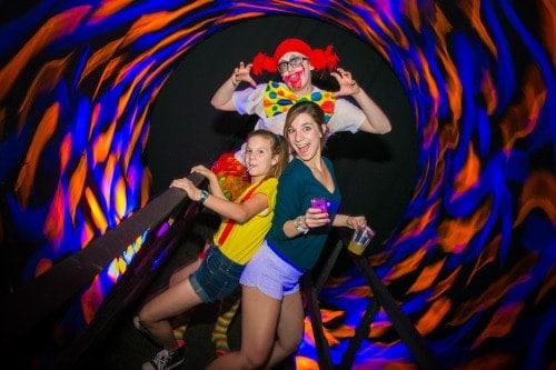 vortex tunnel for white chicken chili blog