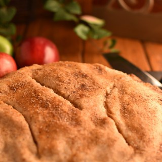 Homemade Apple Pie That Celebrates the Apple