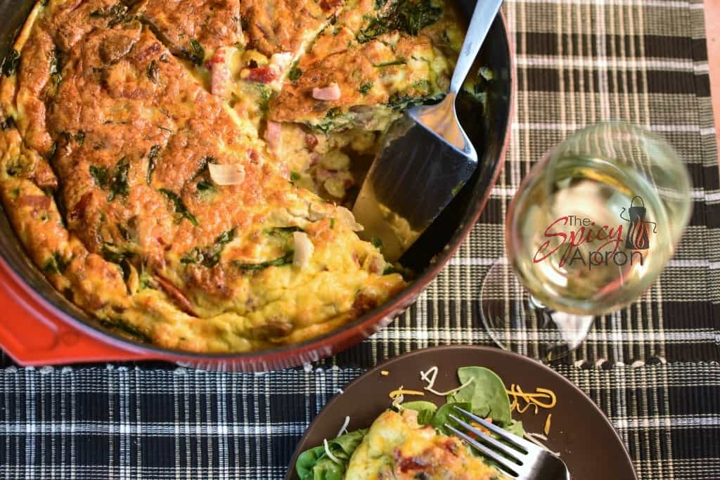 Frittata Recipe The Spicy Apron