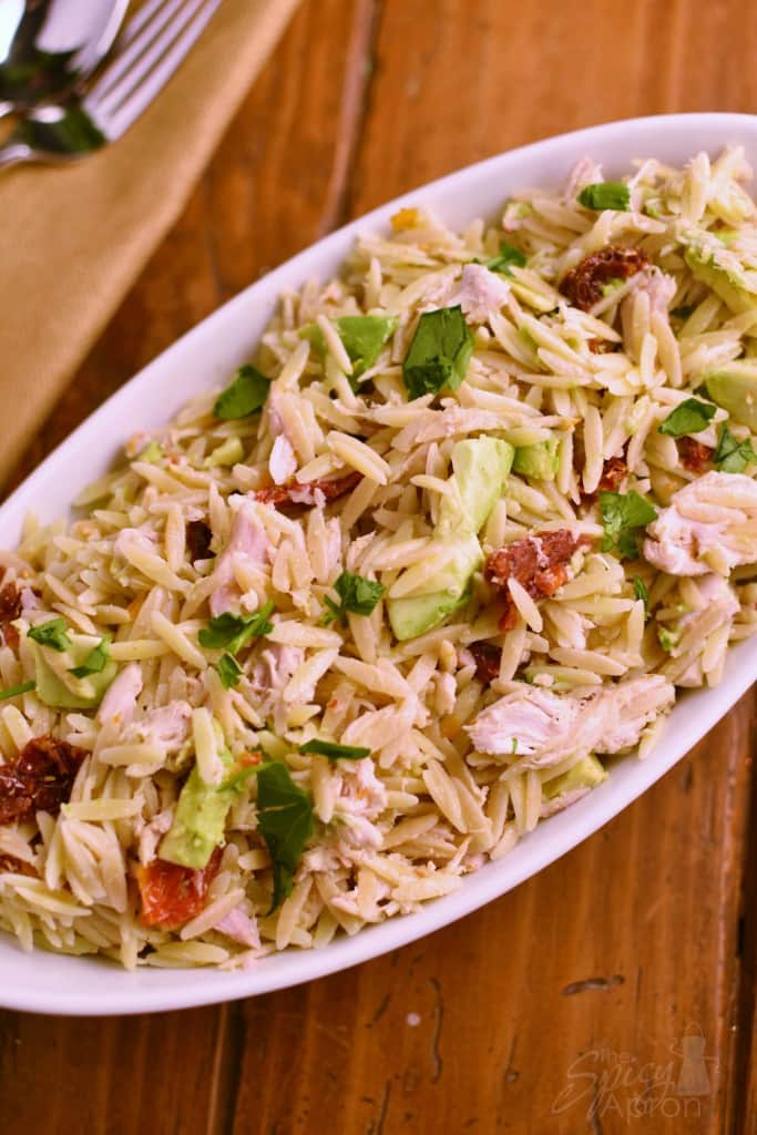 Chicken Orzo