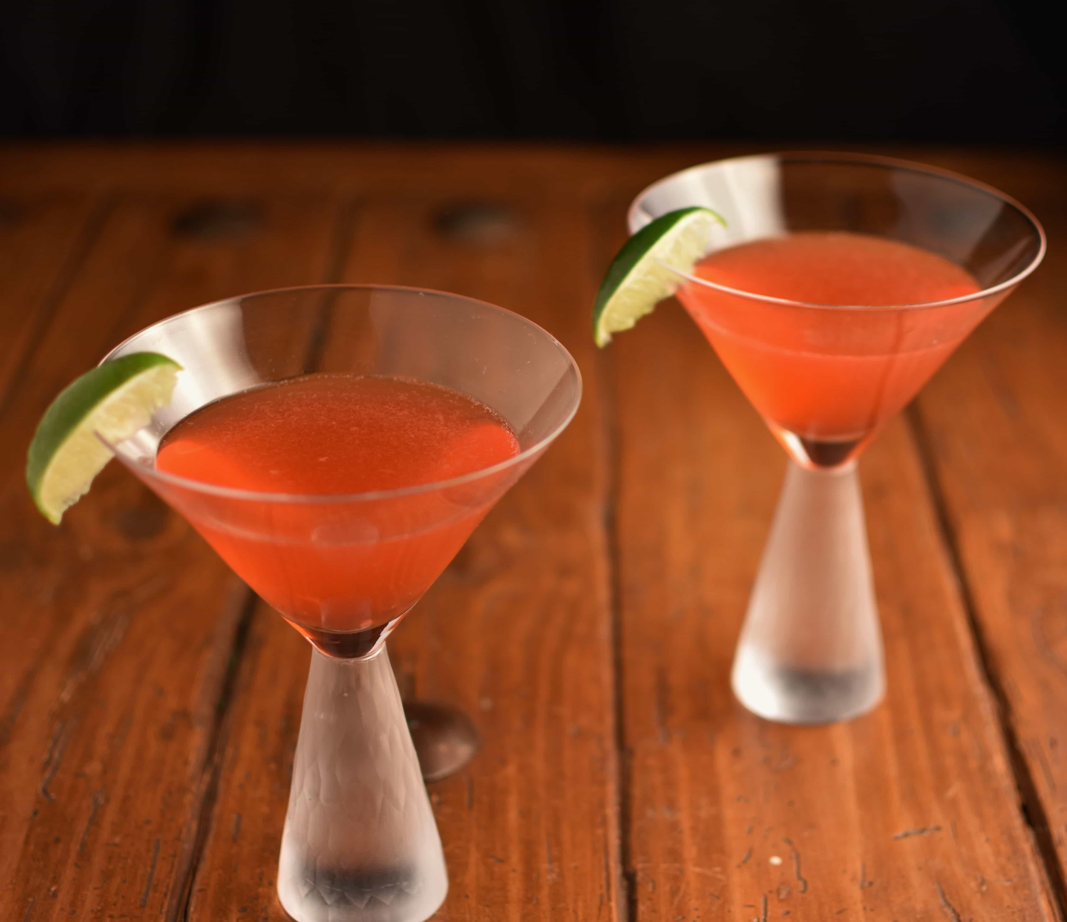 The Classic Cosmopolitan Recipe - The Spicy Apron