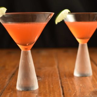 The Classic Cosmopolitan Recipe