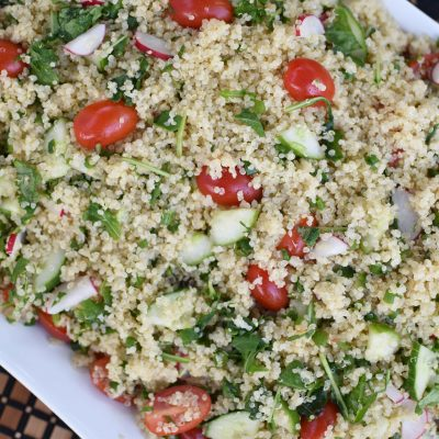 Quinoa Salad – Yes, It's THAT good!