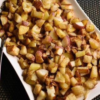 Oven Roasted Potatoes – a symbol of love