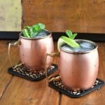 Moscow Mule Close Up