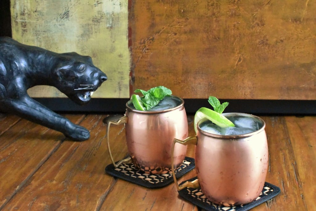Moscow Mule Horizontal