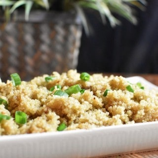 One of the Best Quinoa Recipes! It Has Bacon!