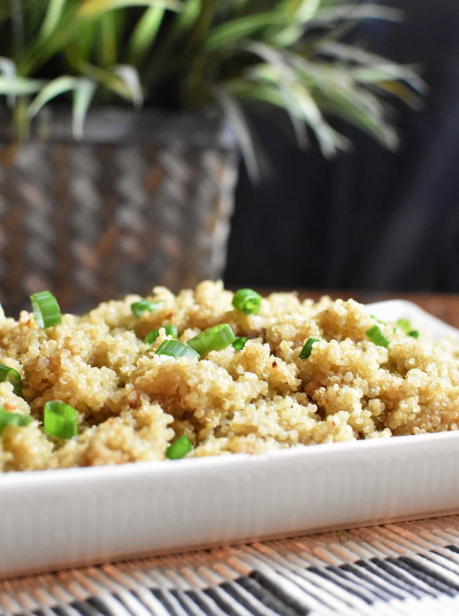 One of the best quinoa recipes