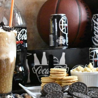 Madness. Upsets. And an Ice Cream Float