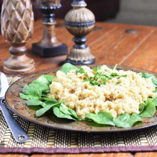 Quinoa Pilaf Blog