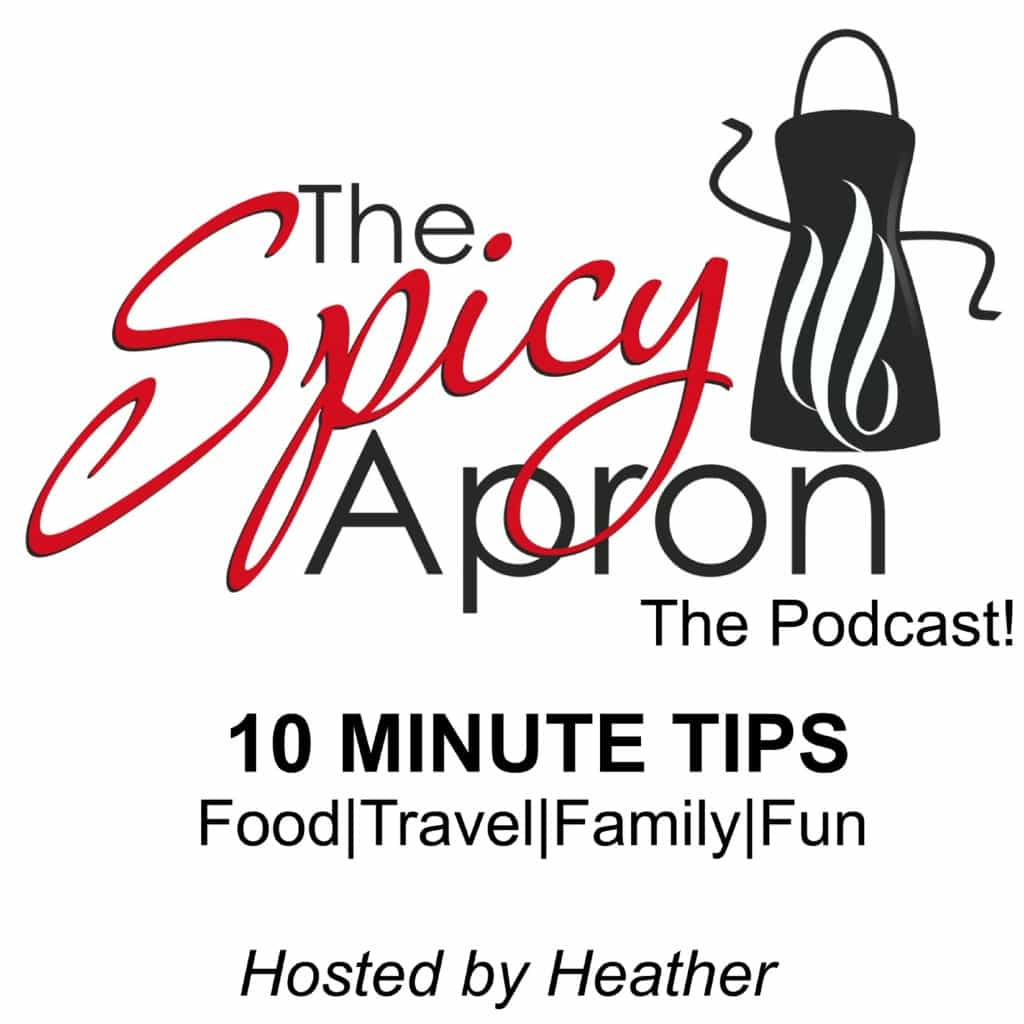 The Spicy Apron Podcast Art 3000x3000