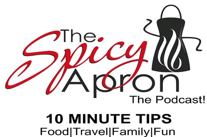 The Spicy Apron Podcast Art 680x450