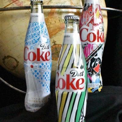 Travel Inspiration from Diet Coke? Absolutely!