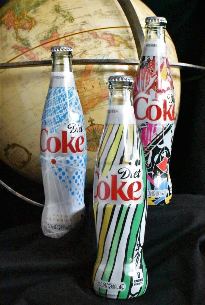 Travel Inspiration Diet Coke Globe