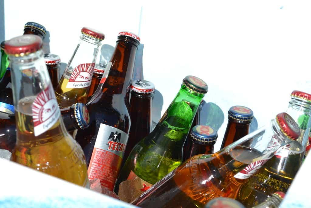 Music Festival Beer