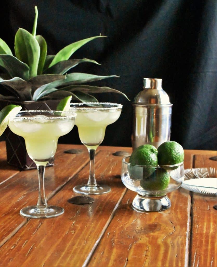 Classic Margarita Vertical