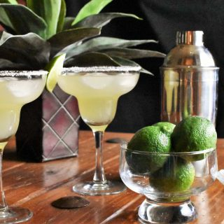 A Toast to Success with this Classic Margarita