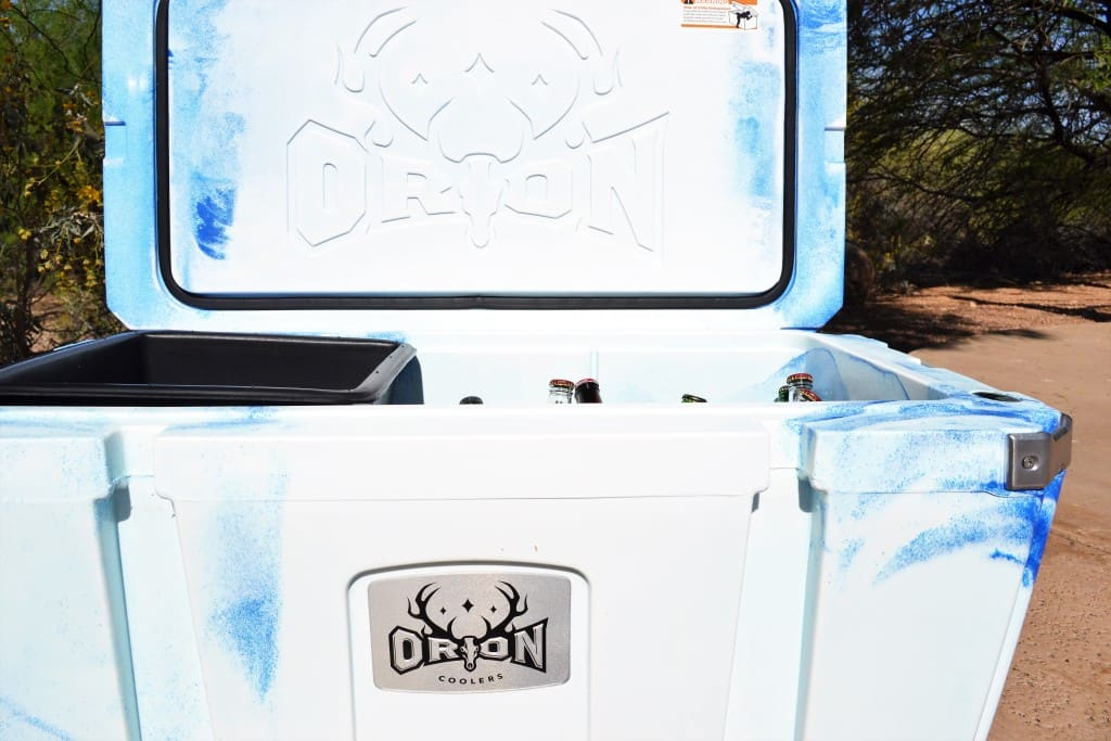 Music Festival Drinks Orion Coolers