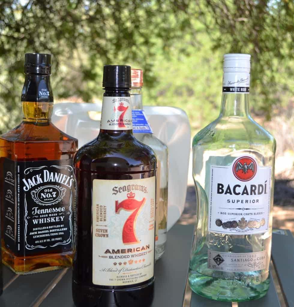 Music Festival Liquor Close