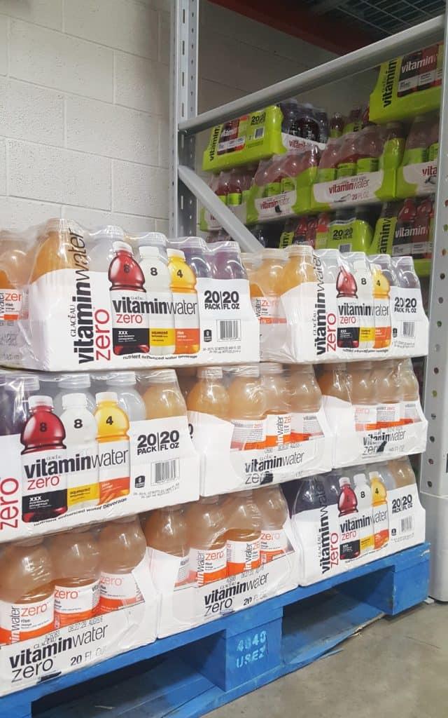 vitaminwater Zero Sams Club