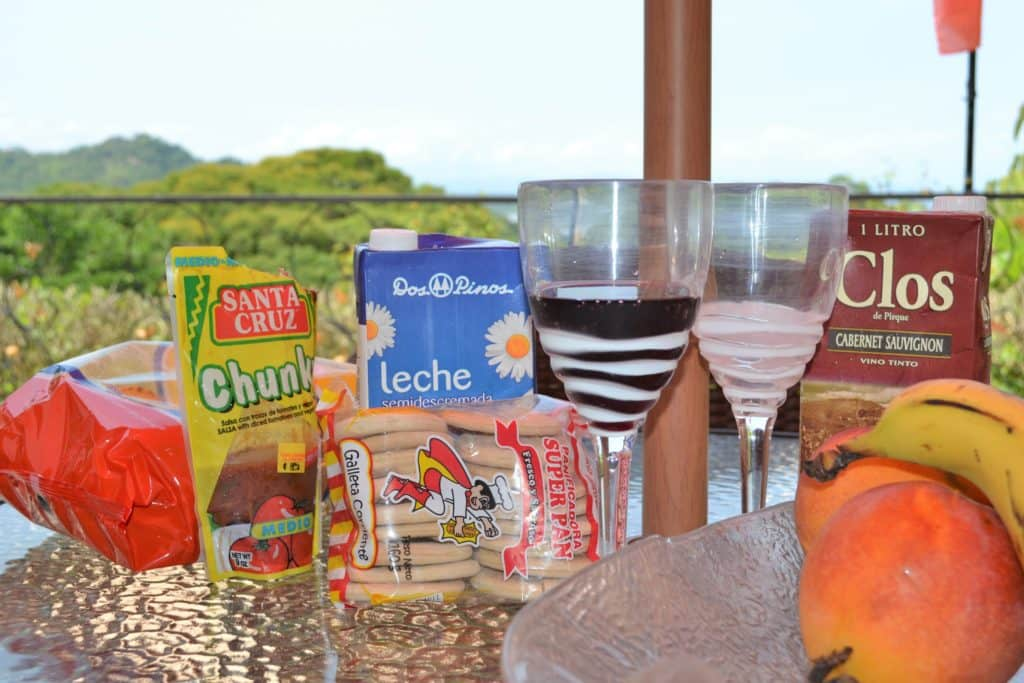 Cooking in a Vacation Rental Costa Rica