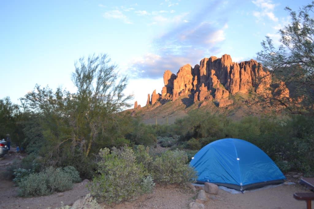 FlatIron Camping