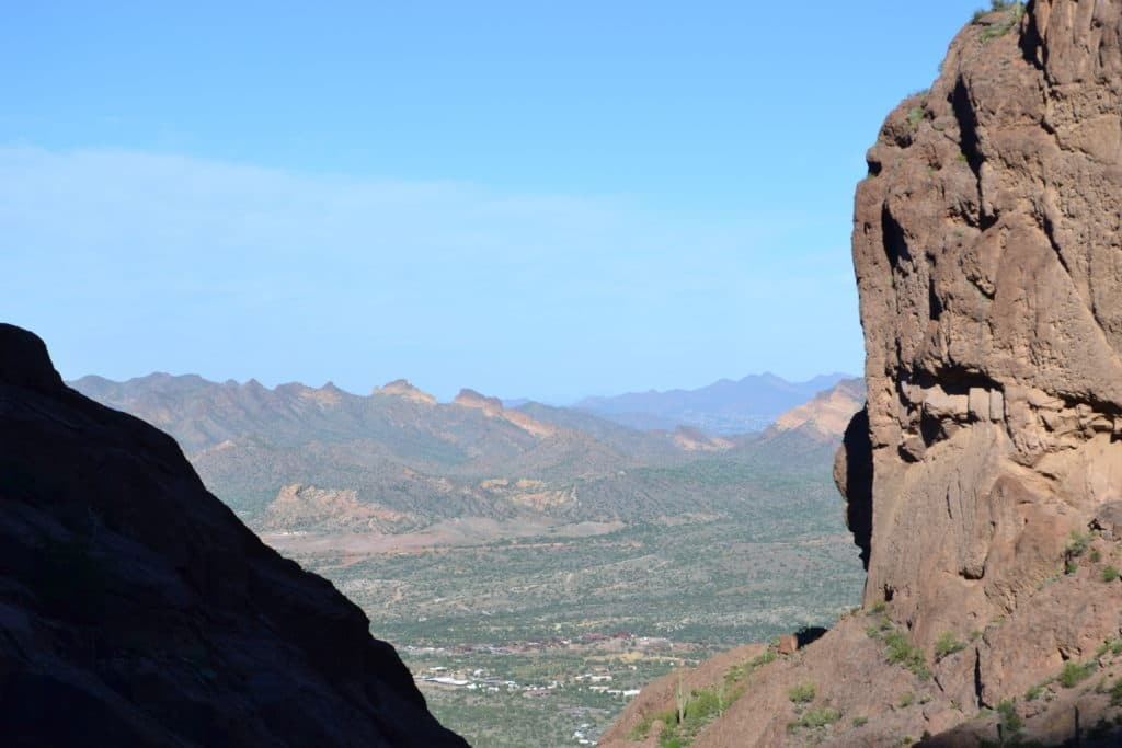 View From FlatIron
