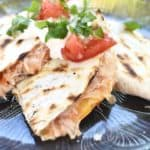 Chicken Quesadilla Final