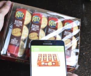 ibotta app camping snacks