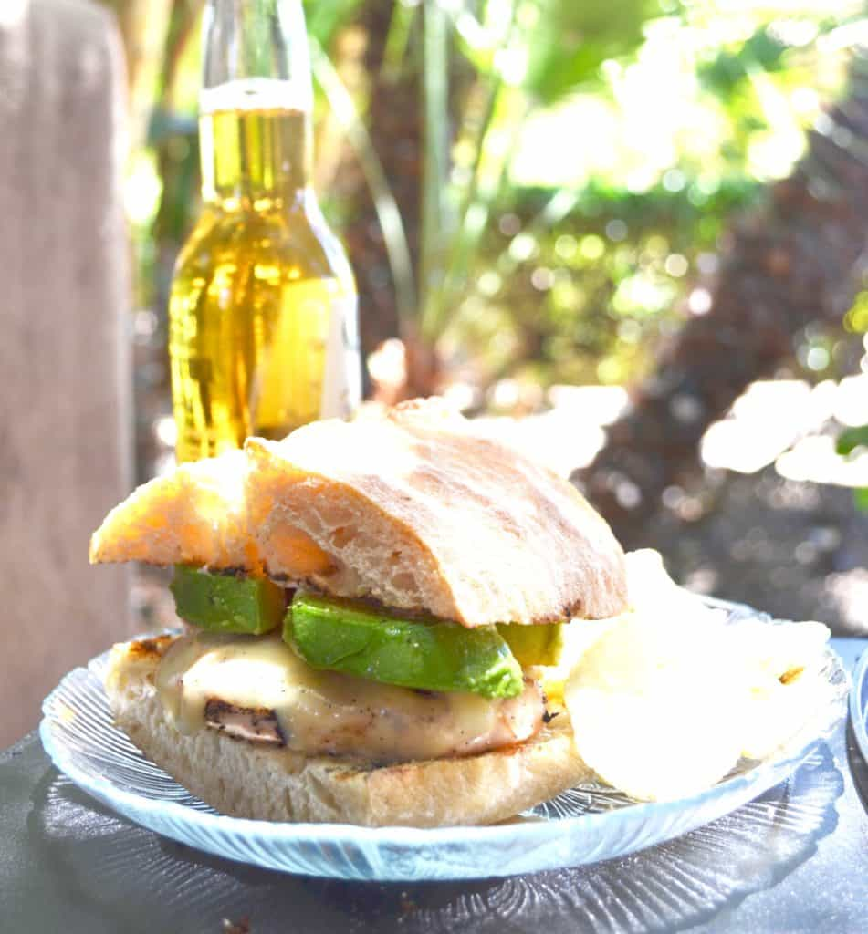 Grilled Chicken Sandwich Recipe With Beer