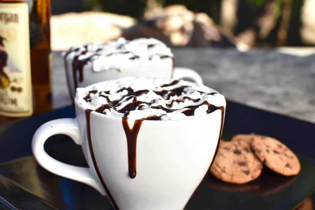 Whay Would Be Good To Spike Hot Chocolate