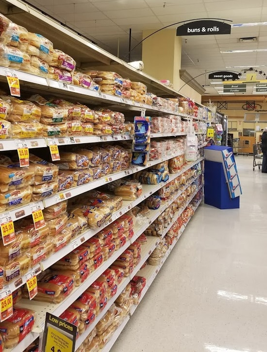 Kroger Stores for Game Day