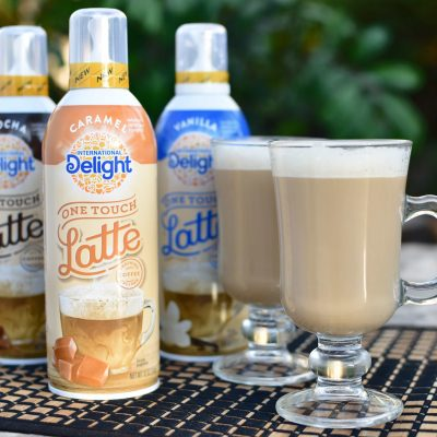 Make a Latte Anytime. Anywhere. Even Camping!