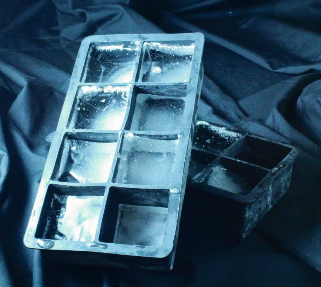 Block Ice Trays