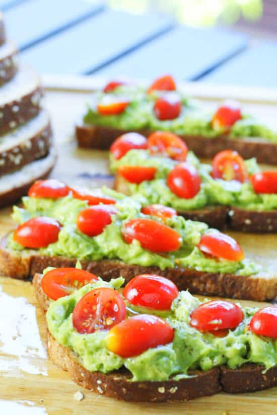 Avocado Toast Vertical
