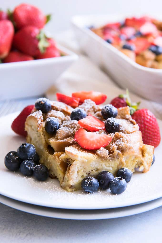 Fourth of July Recipes French Toast