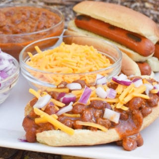 Chili Dog Recipe – Perfect for Camping