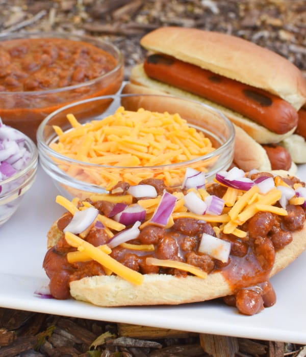 Chili Dog Vertical