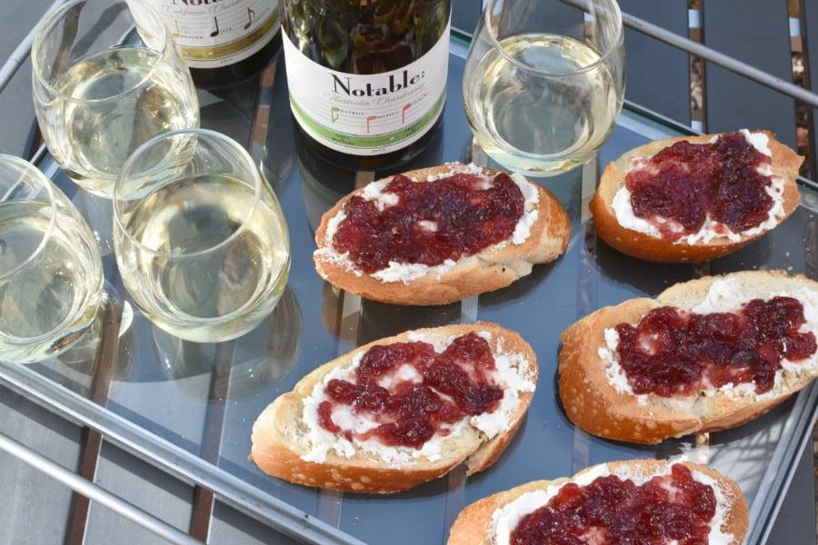 Wine Party Overhead