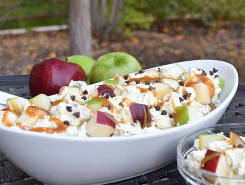 Caramel Apple Salad Horiz no Spoon