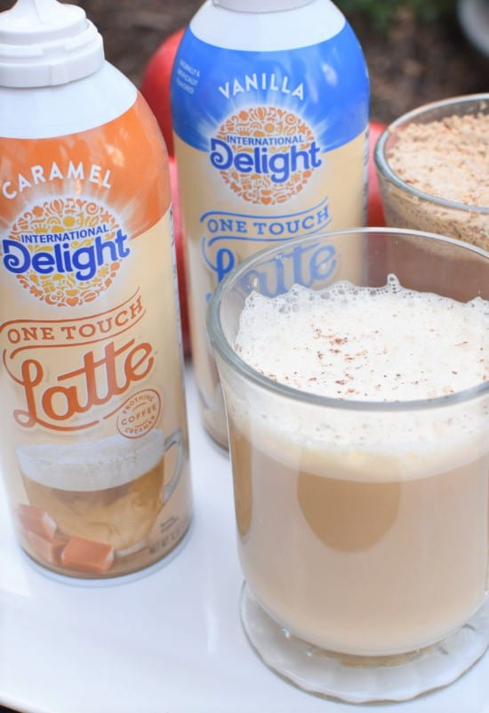 Caramel Apple Latte Vertical Product